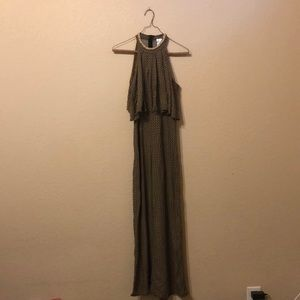 EUC earthbound trading company jumpsuit small